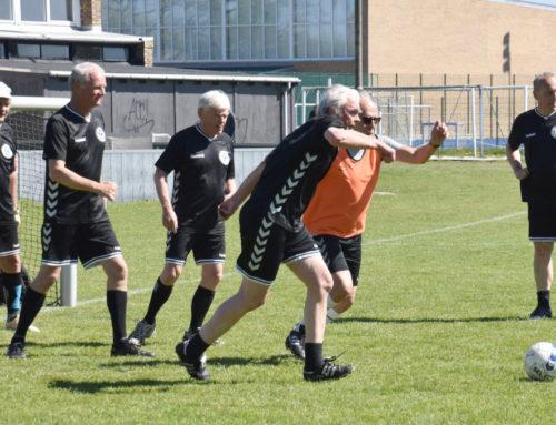 FC Prostata-fodbold udbredes i hele Danmark