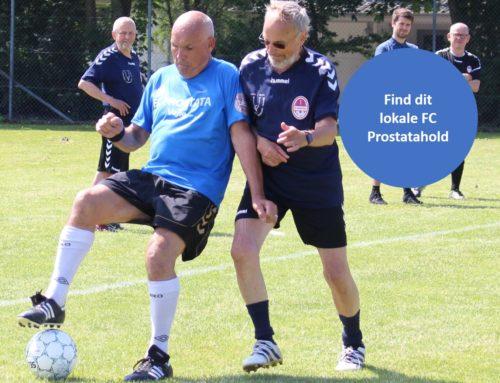 Find dit lokale FC Prostata hold