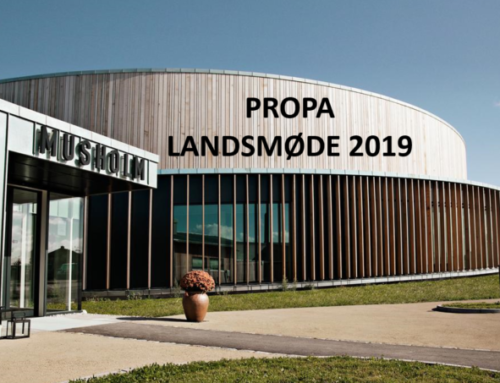 Landsmøde 2019 – Referat & Indlæg
