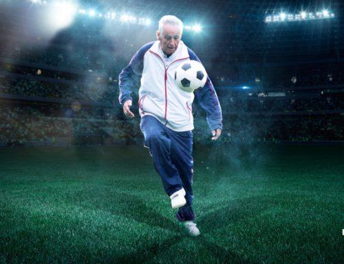 Fodbold giver sundere krop og livsglæde hos mænd med prostatakræft