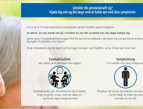 Værktøj for dig med fremskreden prostatakræft