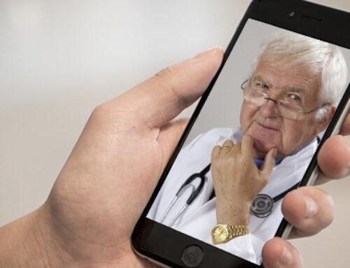 Nem og sikker adgang til lægekonsultation med Min Læge-app