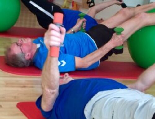 48 mænd på kursus i bækkenbundstræning. 24 kom helt af med deres urininkontinens.