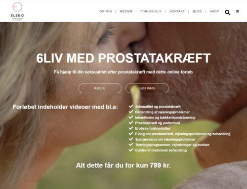 TILBUD: PROPA rabat på kursusforløb 6LIV MED PROSTATAKRÆFT