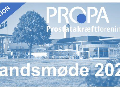 PROPA Landsmøde 2021